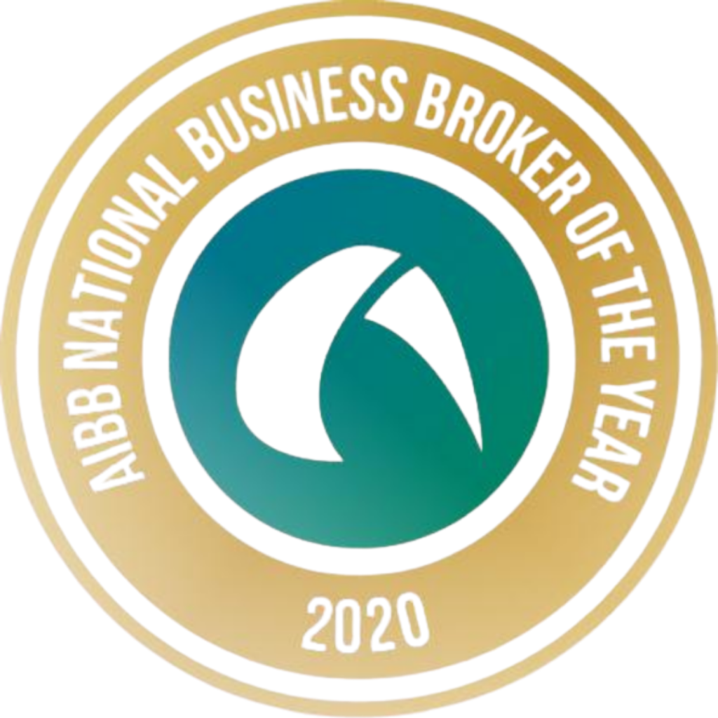 Shane Fox wins the Australian Institute of Business Brokers National Business Broker of the Year 2020